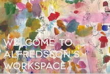 Alfredsson Helsinki and Andrea's inspirations / Mood boards