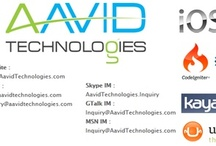 Aavid Technologies / Providing the latest software, web, SEO and mobile application solutions worldwide