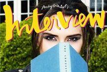 Women-Magazine Covers / by Kristine Mills