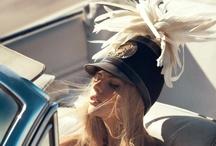 Fashion-Hats / by Kristine Mills