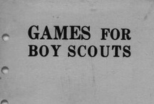 Boy Scouts / by Angel Toste