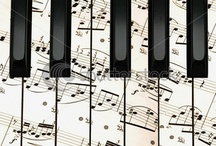Music-Creative Images / by Kristine Mills