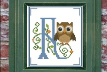 Hooties Owls Cross Stitch Patterns / Hoot hoot! Have fun time stitching these various patterns of owls! / by Pinoy Stitch