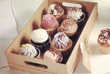 Cupcake boxes / by SelfPackaging