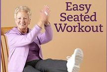 Senior Work Outs! / by St. Leonard Franciscan Living Community