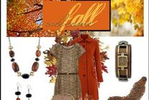 Fall Fashion and Trends / AZULI SKYE jewelry makes the perfect statement for any fall outfit whether your back to school or work! / by AZULI SKYE