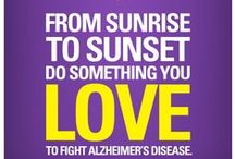 June: Alz Awareness / by St. Leonard Franciscan Living Community