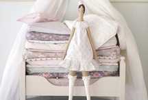 princess and the pea / all the fabrics to make this project are in this section...  / by lovetilda.nl