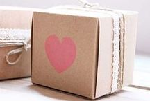 Wedding favour boxes / by SelfPackaging
