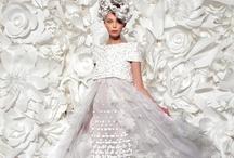Fashion-White-Wedding / by Kristine Mills