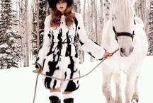 Editorials-I Love Horses / by Kristine Mills