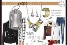 Top Fashion Trends / Latest Fashion Trends in Jewelry and Accessories! / by AZULI SKYE