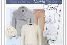 Winter Fashion Trends / by AZULI SKYE