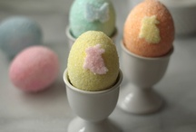 Easter Inspiration! / Get some Easter inspiration! Sweet & savory dishes and DIY's!
