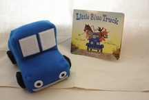 Little Blue Truck / Celebrating all things Little Blue Truck including the inventiveness of fans and families.