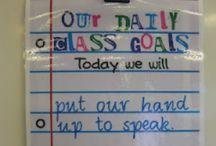Organized Classroom / by Rachel Stewart