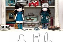 Make -  dolls / Doll making ideas, patterns, tutorials and inspiration