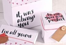 Valentine's Day Packaging / by SelfPackaging