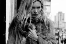 Style - Kate / Styles of celebrity Kate Moss