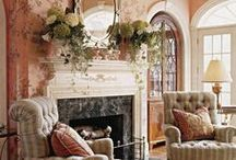 Great Room, Living and Family Room Inspiration