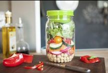 Grab + Go / Steal-worthy ideas for inspired lunches! / by Aladdin