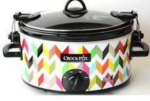 Crock pot/ Make before meals