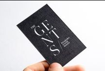 Business cards / by Cindy Leper