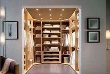 Closet Envy / Incredible closets / by Lace And Curls