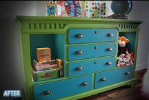 Ideas for the Kids' Rooms!
