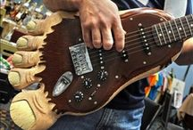 GORGEOUS GUITARS / by Laura Moore