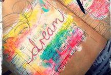 Art Journal / by Chynna Stanley