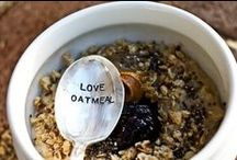 oats. / by Stacey Perry