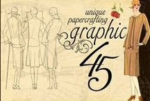 Graphic 45 Crafts / by Karen VanLoo