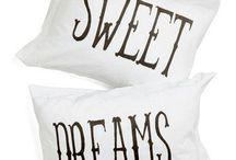 Sweet Dreams / Bedroom decor