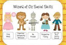 Social Skills Art/Games / by Lexy Laura Cassa