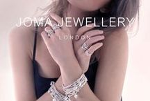 Joma Jewellery at Lizzielane / Joma Jewellery London from Lizzielane.com is a scrumptious and affordable mix of fresh new designs and timeless sophistication. Inspired by a passion to create precious necklaces, bracelets, earrings and rings that will make you feel and look beautiful. Already hitting the spotlight for it's Celebrity red carpet appeal, this collection is truly magical.
