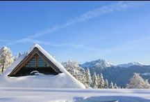 Snowed-In Sanctuaries / Ski-friendly slopes and sunny skies abound in these selection of Alpine sanctuaries, be they Austrian, Swiss, French, or Italian.   Enjoy the Alps and Après-skis at select Design Hotels™: goo.gl/pFz7Ky
