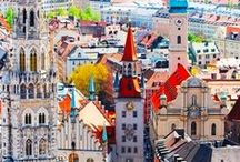 austria, germany & hungary. / by Stacey Perry