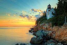 Acadia National Park / #VisitBarHarbor