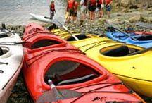 Canoe/Kayak Bar Harbor and Acadia National Park / #VisitBarHarbor