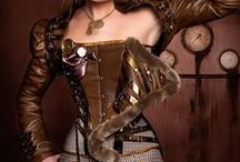 steampunk / Inspiration for carnival 2016