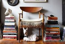 House Tours with Inspirational Interiors / Home tours to inspire stylish family living.