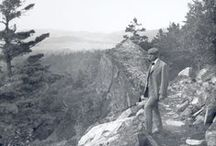 """Acadia Centennial / This year is the National Parks Service's and Acadia National Park's 100th year anniversary. Join us as we """"Celebrate our past and inspire out future."""" Learn more about Acadia National Park's history, founders, and beautiful views. For a complete list of Acadia Centennial events, please visit http://www.acadiacentennial2016.org/"""