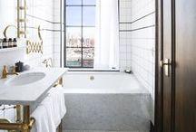 Bold Bathrooms