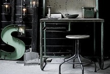 {industrial style} / by Natalie Simpson