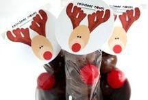 FUN HOLIDAY IDEAS / Fun Christmas crafts, Christmas ideas, holiday ideas, holiday decor, fun holiday recipes.