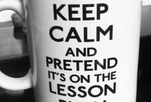 CLASSROOM/TEACHING / by Maggie Blau
