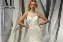 Mermaid Style / Accentuate your curves with our mermaid style wedding gowns. / by Mori Lee by Madeline Gardner