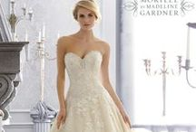 A-Line Dresses / Fresh takes on classic A-line wedding dresses.  / by Mori Lee by Madeline Gardner