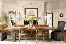 ~Dining rooms~ / by Laurie Davis